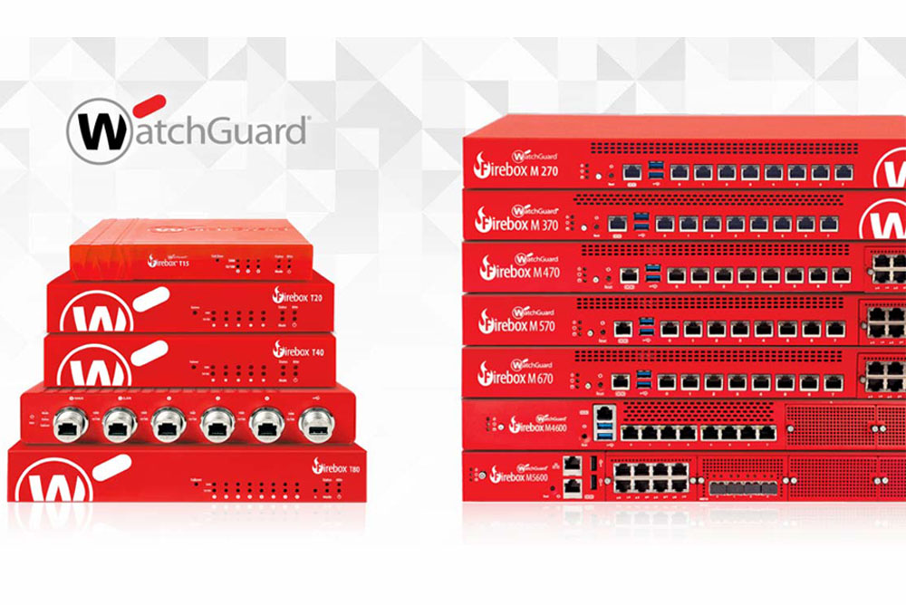 WatchGuard Cyber Security